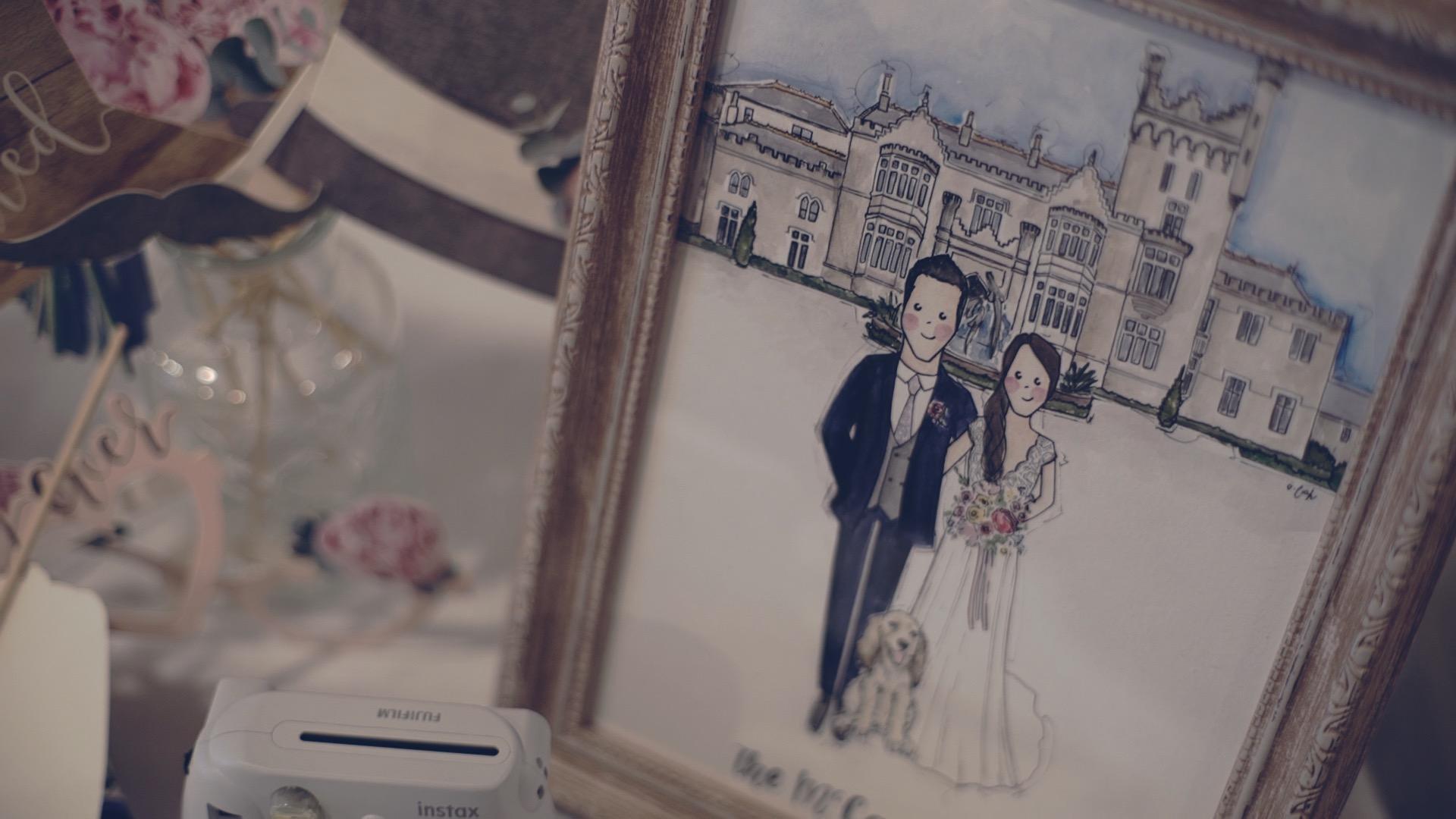 Bronwen and Gary - wedding